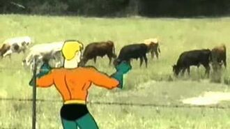 Aquaman Dance Party - ADP5 - A Cow Ranch