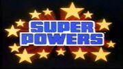 Super Powers Video Logo