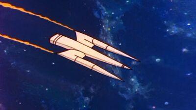 Magno-unit missile