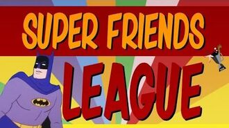 Super Friends League (Justice League Trailer Style)
