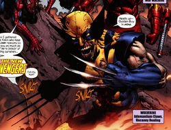 Wolverine Marvel Zombies