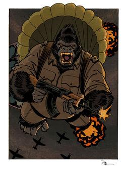 GorillaMan