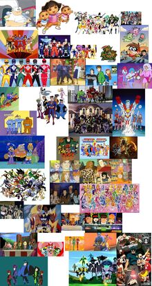TV Superhero Teams