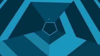 Super Hexagon Trailer