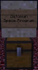 Zistonianspaceprogram