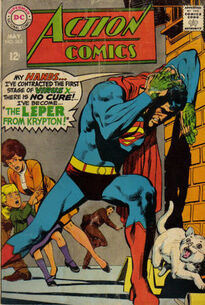 Action Comics Issue 363