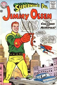 Supermans Pal Jimmy Olsen 077