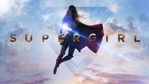 CBS Supergirl-Banner