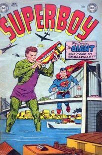 Superboy 1949 30