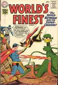 World's Finest Comics 117