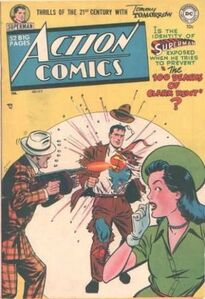 Action Comics Issue 153