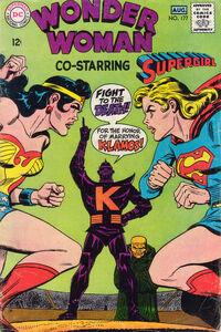 Wonder Woman v1 177