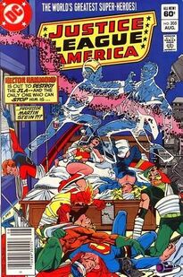 Justice League of America Vol 1 205