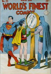 World's Finest Comics 020