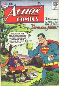 Action Comics Issue 232
