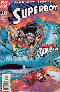 Superboy Vol 4 99