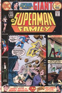 Superman Family 175