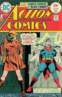 Action Comics Issue 446