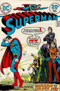 Superman Vol 1 273