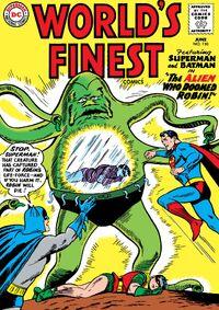 World's Finest Comics 110