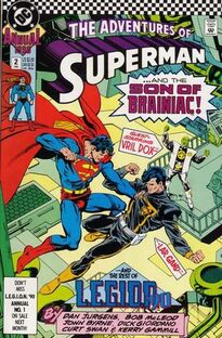 The Adventures of Superman Annual 2
