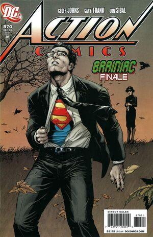 Action Comics 870