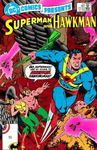 DC Comics Presents 074