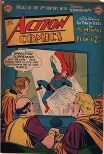 Action Comics Issue 168