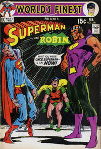 World's Finest Comics 200