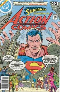 Action Comics Issue 496