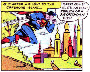 Krypton-Island
