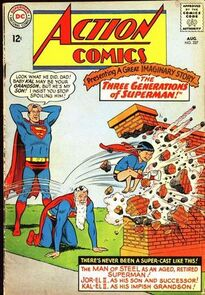 Action Comics Issue 327