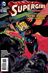 Supergirl 2011 38