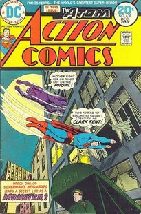 Action Comics Issue 430