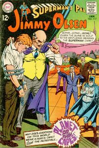 Supermans Pal Jimmy Olsen 117
