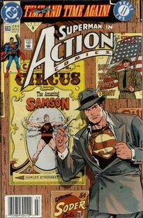 Action Comics Issue 663