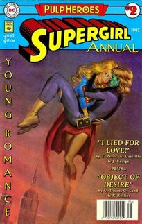 Supergirl 1996 Annual 2