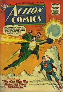 Action Comics Issue 209