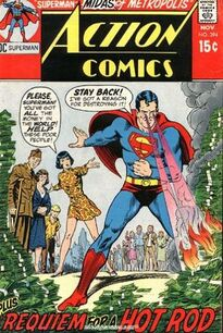 Action Comics Issue 394
