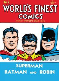 World's Finest Comics 002