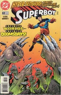 Superboy Vol 4 63