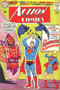 Action Comics Issue 330