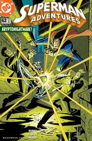 Superman Adventures 62
