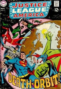 Justice League of America Vol 1 71