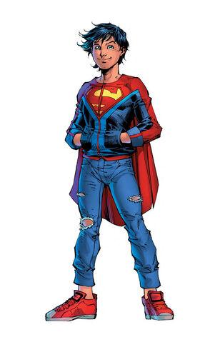 File:Rebirth superboy design.jpg