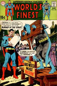 World's Finest Comics 186