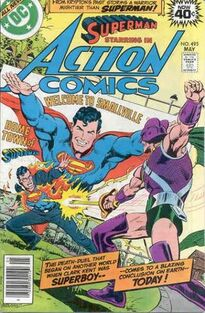 Action Comics Issue 495