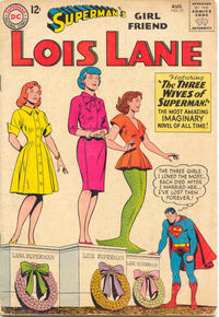 Supermans Girlfriend Lois Lane 051