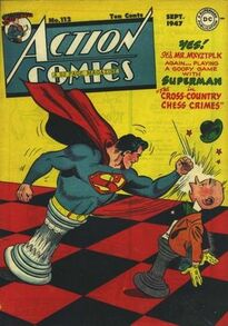 Action Comics Issue 112