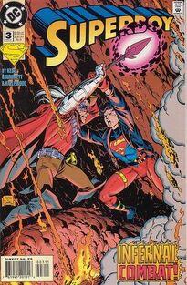 Superboy Vol 4 3